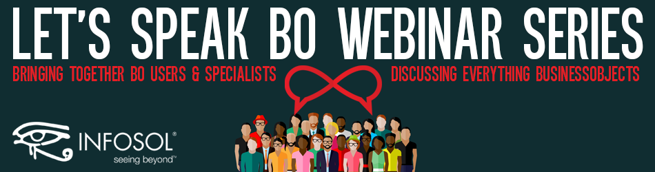 Let's Speak BO Webinar Series
