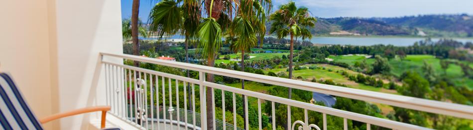 IBIS 2015 Balcony View of Park Hyatt Aviara FW