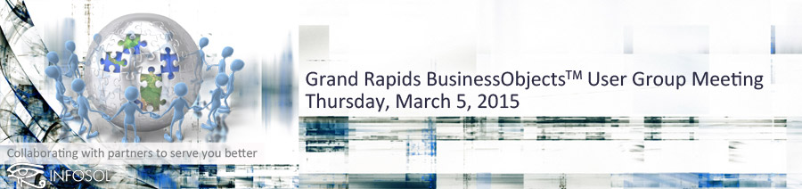 Grand Rapids BOUG March 6, 2015