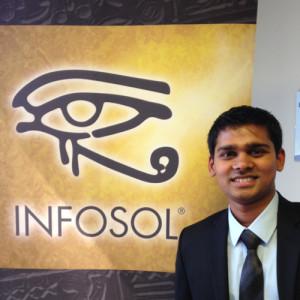 Rajesh Ponnurangam. InfoSol Inc