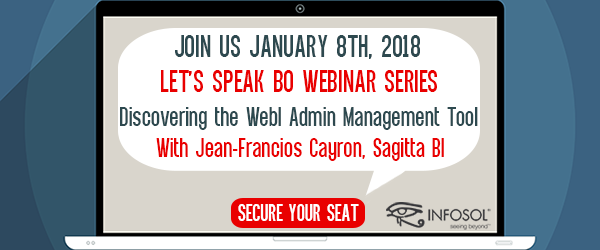 Discovering the Web Intelligence Administrative Management Tool – A Case Study January 8 2019