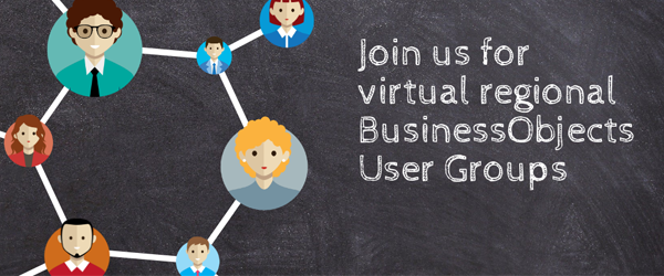 Register for the West Coast Virtual BusinsesObjects User Group